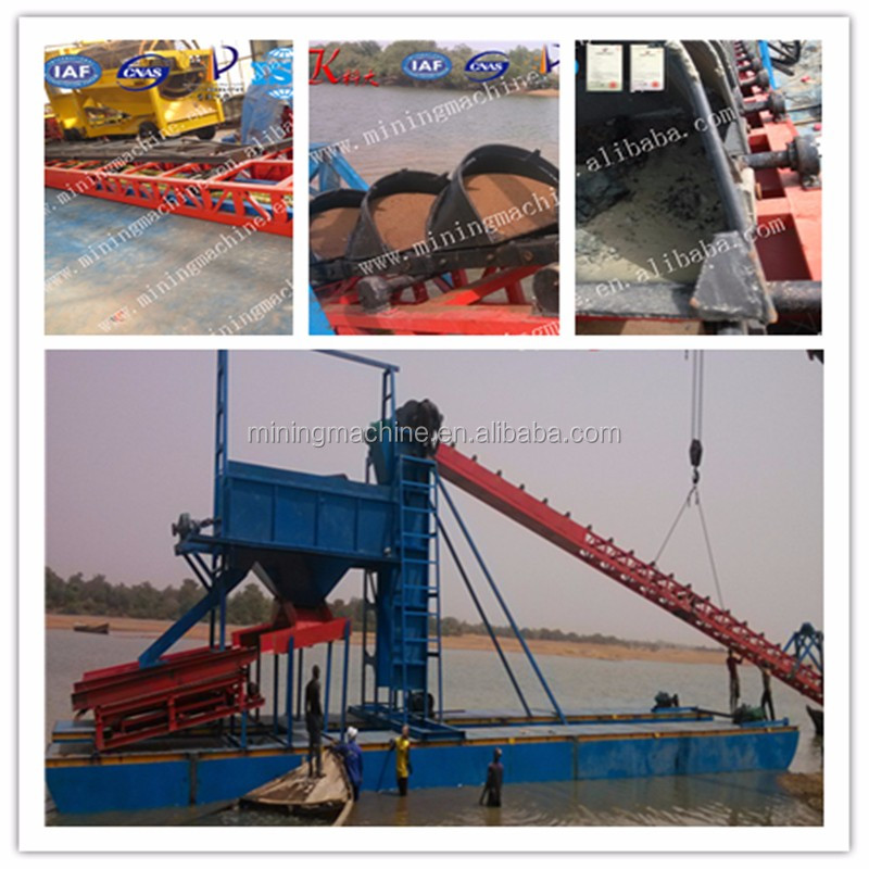 iso9001 approved keda complete gemstone mining equipment