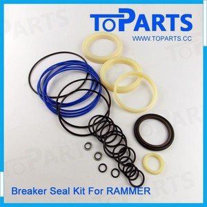 RAMMER S25 S26 S26N Breaker Seal Kit RAMMER S25 S26 S26N Hammer Seal Kit