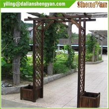 Garden Wooden Arches Designs wooden garden arch use this as a support for my bamboo shade Wooden Garden Arch Designs Wooden Garden Arch Designs Suppliers And Manufacturers At Alibabacom