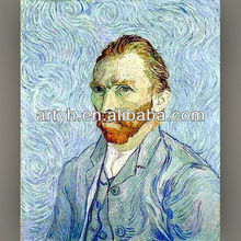 Famous art pictures poster color painting by van gogh
