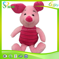 Cartoon Pig China Exclusive Beanie Baby peppa plush doll toys for Kids Gift