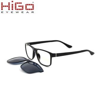 80c0018faa 2018Latest Wholesale Glasses Magnetic Glasses Clip on Frame Eyewear Clip On  Sunglasses