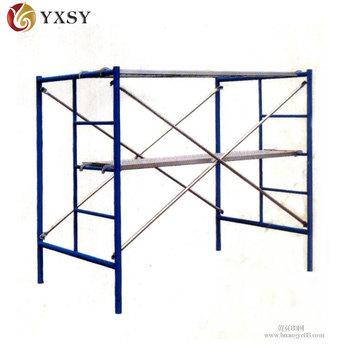 best quality metal gate e frame scaffolding in dubai - Metal Gate Frame