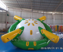 Floating Inflatable saturn Rocking for adults and children float inflatable toys