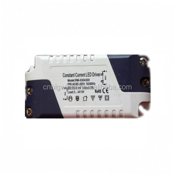 Factory price CE standard 85-265V AC led power supply