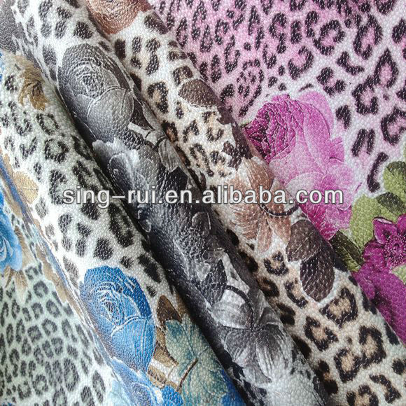 PVC Synthetic Leather for Lady Bags