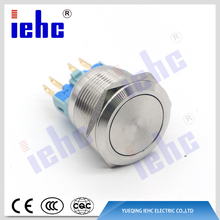 YHJ series factory supply equipment push button switch 22mm