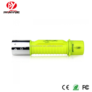 Waterproof diving XML T6 led brightness bulb outdoor and water using flashlight