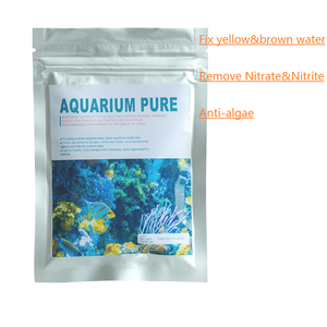 bulk aquarium filter media for canister filter in fish and turtle tank