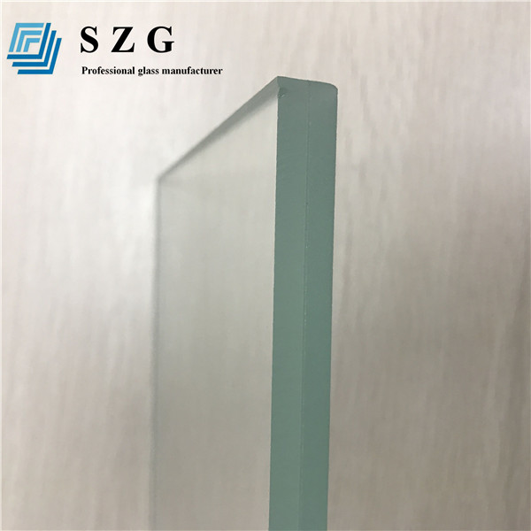 China building glass manufacturer wholesale price 8.38mm clear float laminated glass