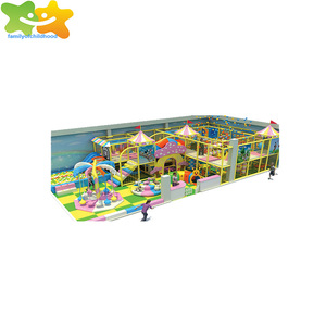 amusement park indoor play naughty castle for sale