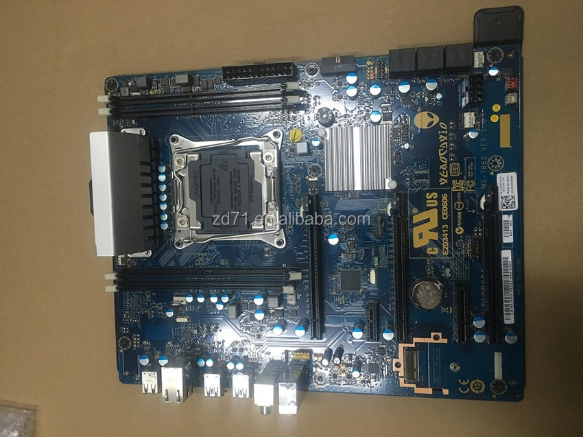 0XJKKD XJKKD CN-0XJKKD A51 LGA2011 X99 motherboard for Alienware Area 51 R2 well tested working