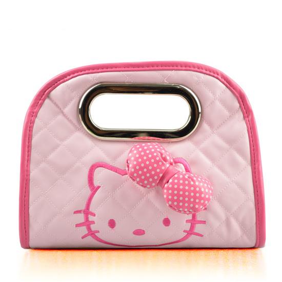 cb936f9bea49 Baby Girls mini Fashion messager Bags hello kitty Kids Handbags Children  women PU leather Shoulder Bucket bags
