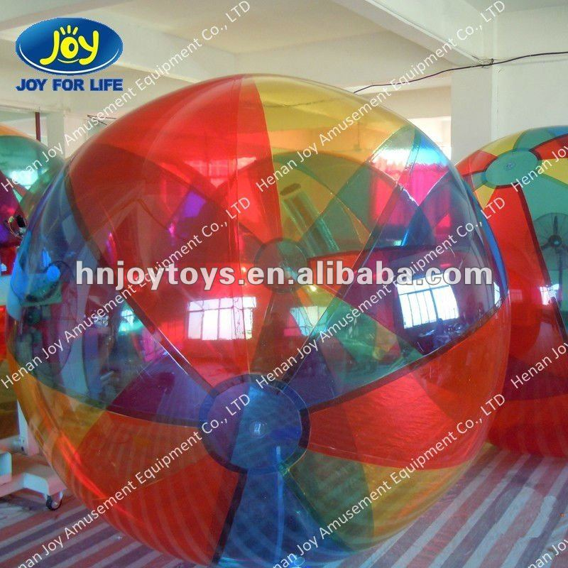 2012 hot-selling inflatable jelly ball