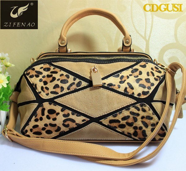 Design new products animal shaped handbag