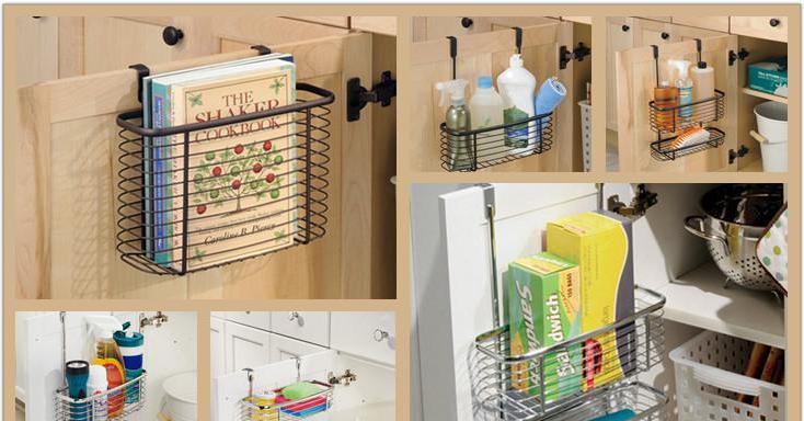 Armario despensa cocina armario de cocina armario despensa de cocina con puertas correderas y - Organizador armarios cocina ...