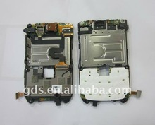 Middle Board Housing Frame With Flex Cable Parts For Blackberry Tour 9630
