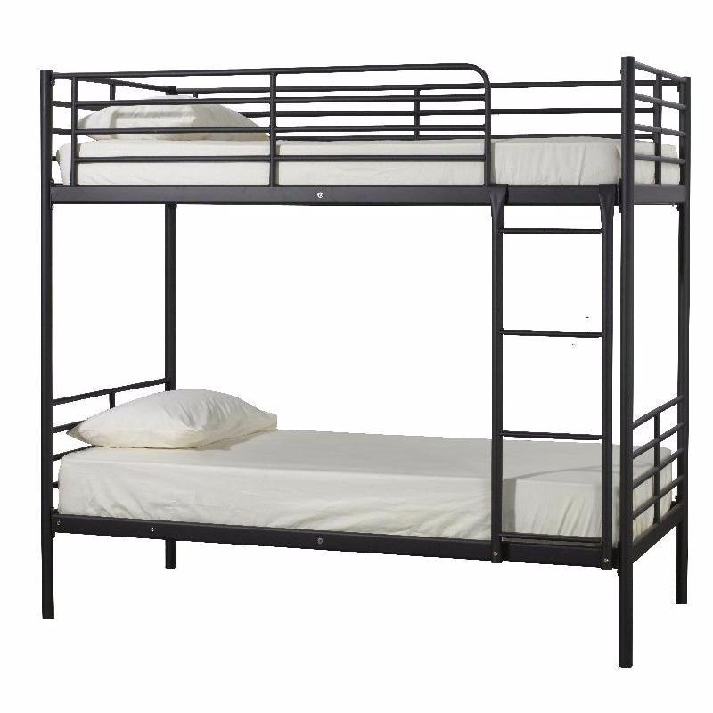 Bedroom/dormitory Bed Design Metal Bunk Bed For Sale