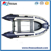 Raft fishing boat factory direct price inflatable boat for sale