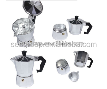 wholesale hot mini portable espresso coffee maker
