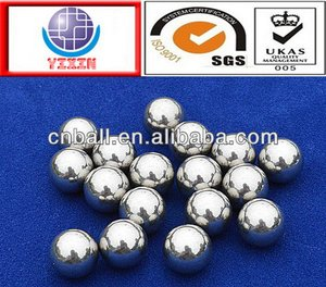 Top grade professional zinc coated steel ball