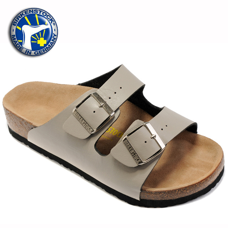 b4db963fe01 Get Quotations · New Birkenstock Sandals Genuine Leather Birkenstock  Arizona Women Sandals 2015 Casual gladiator sandals women for free