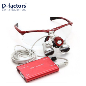 High quality Rechargeable dental head light/Led headlight for surgical loupe