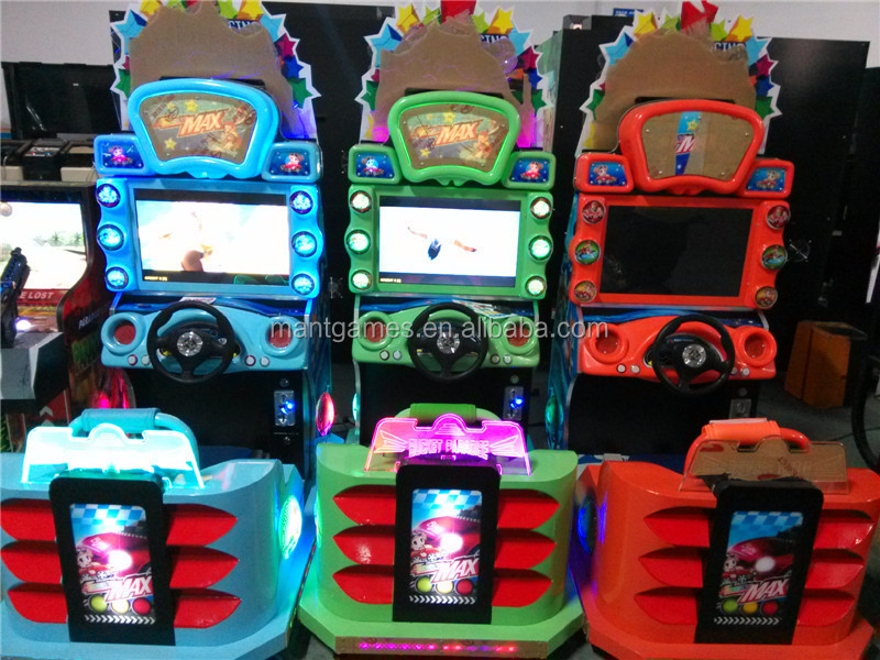 Simulator Arcade Car Racing Game Kids All Star Racing Car Games ...