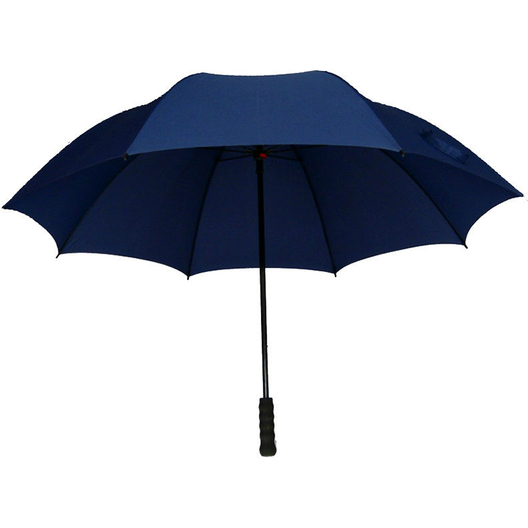 High quality manufacturers golf umbrella windproof