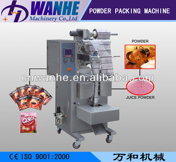 WHIII-F300 Automatic Powder Packing Pouch Machine