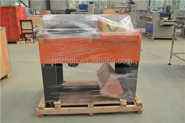 Vendita all'ingrosso PH 5540 PVC film di PE shrink wrapping macchina