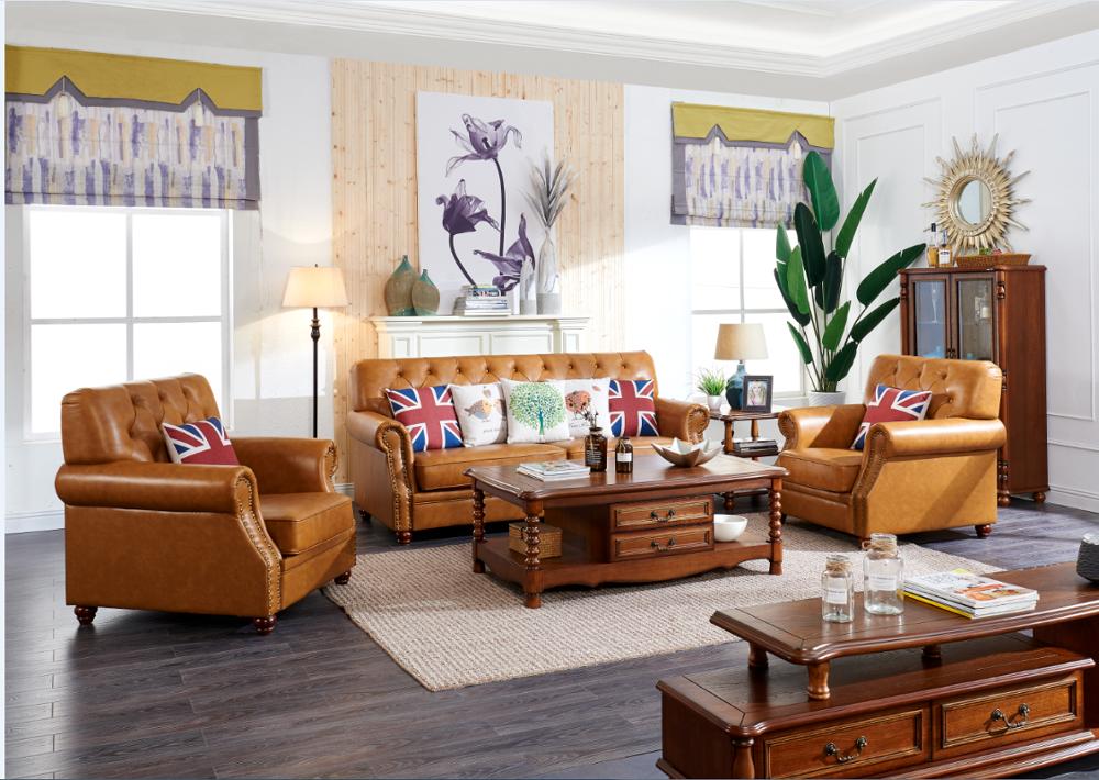 phòng chờ thiết lập bọc gỗ điều hành đồ nội thất phòng khách sofa