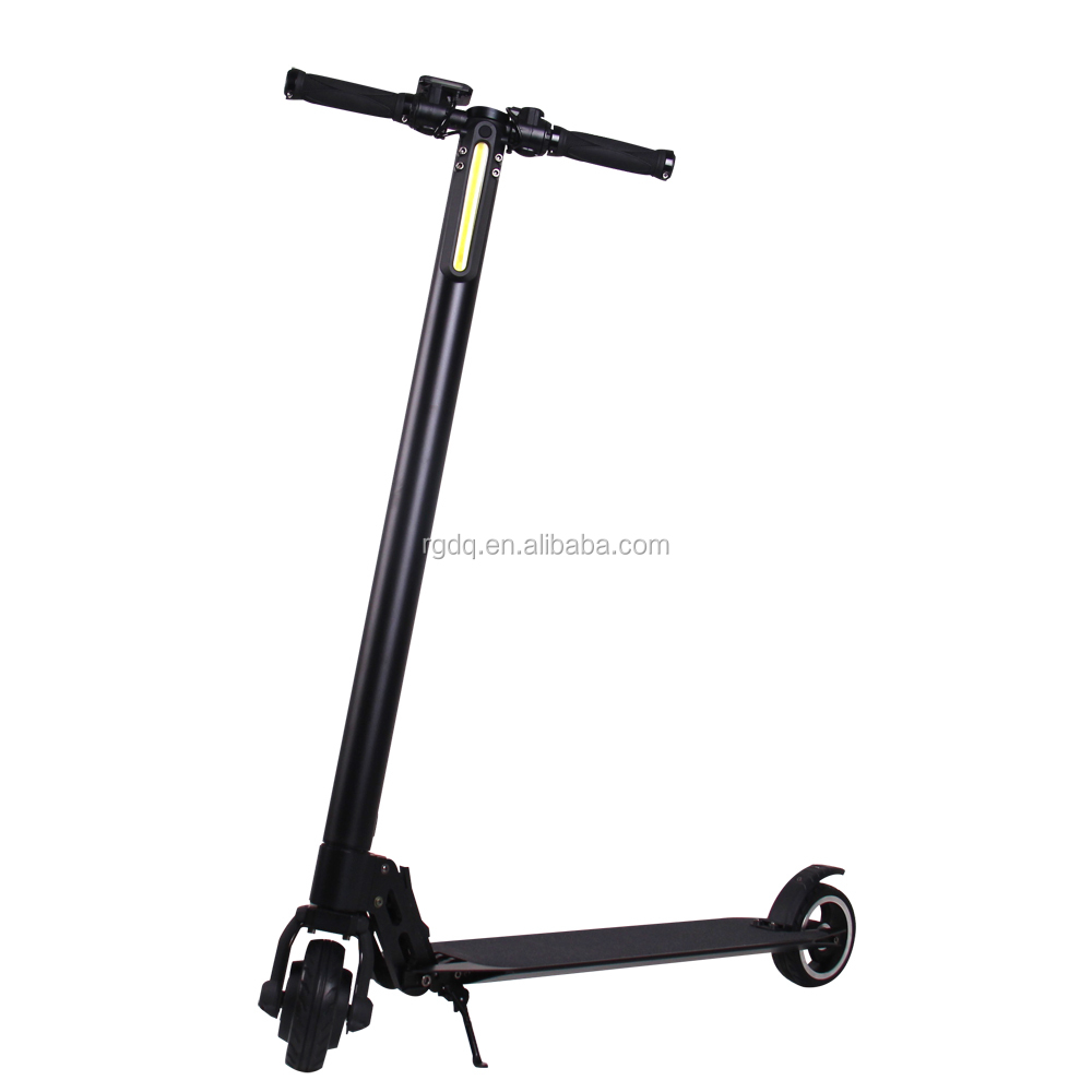 portable high power light weight aluminum folding mobility electric kick scooter alloy two 2 wheel made in china