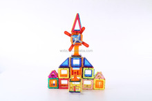 Children's educational creative wholesale good magic magnetic building block for kids