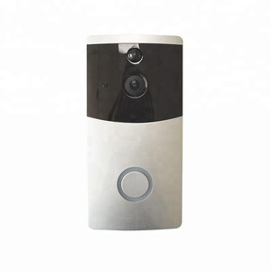 2018 factory wifi wireless doorbell with camera