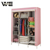 China factory cheap mini bedroom furniture clothes wardrobe