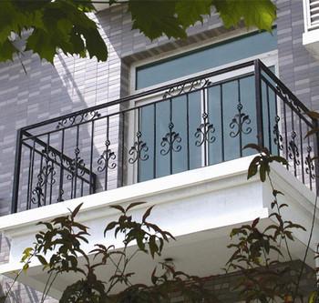 Simple Aluminium Stair Handrail,glass Railing,metal Railing