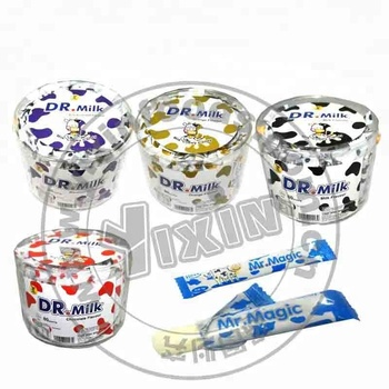 factory price DR.Milk flavor Cow milk chew hard milk candy