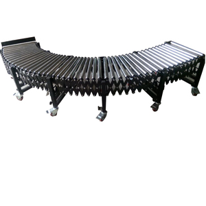 Flexible Roller Conveyor with Stainless Steel Material