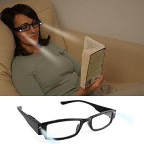 Мужская из светодиодов оптика очки для чтения culos градусов очков + 1.0 1.5 2.0 2.5 3 3.5 4