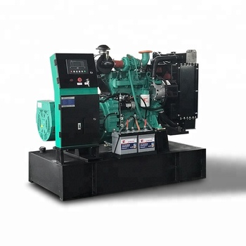 Open Type Or Silent Type 30kva Diesel Generator Price With Cummins Engine  4b3 9-g2 - Buy 30kva Generator,30kva Diesel Generator,30kva Diesel  Generator