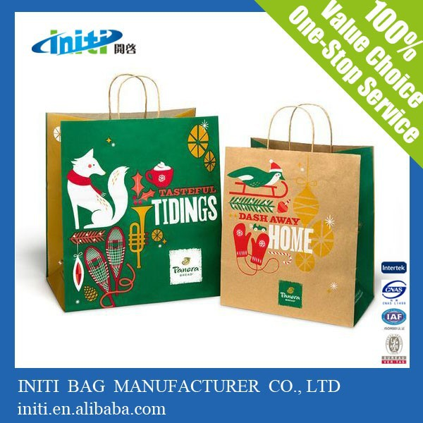 a4 paper bag, 2016 china supplier paper bag craft