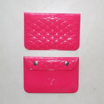 Custom Colorful PVC Small Wallet Purse Wallet