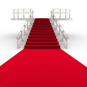 Cheap price outdoor cheap waterproof red plain exhibition carpet