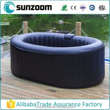 sunzoom tragbare aufblasbaren spa portablen whirlpool. Black Bedroom Furniture Sets. Home Design Ideas