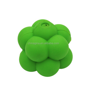 Pet ball-Food ball for dogs Bubble ball nature rubber chew toy