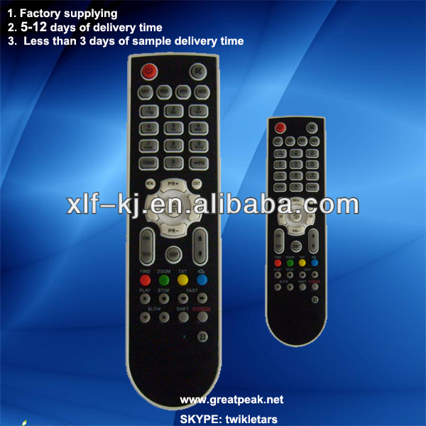 universal learning touch screen remote control, rf magic lighting remote controller, remote control hydraulic lift