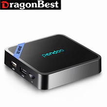 Amlogic S905W Pendoo X8 Mini S905W 1 GB DDR3 8 GB ROM TV Box Android 7.0 Set Top Box Kd player 17,4 4 K Android TV Box WiFi