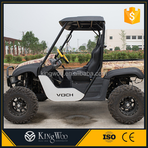 Camouflage Color Rough Terrain Utility Vehicle 600CC For Exporting