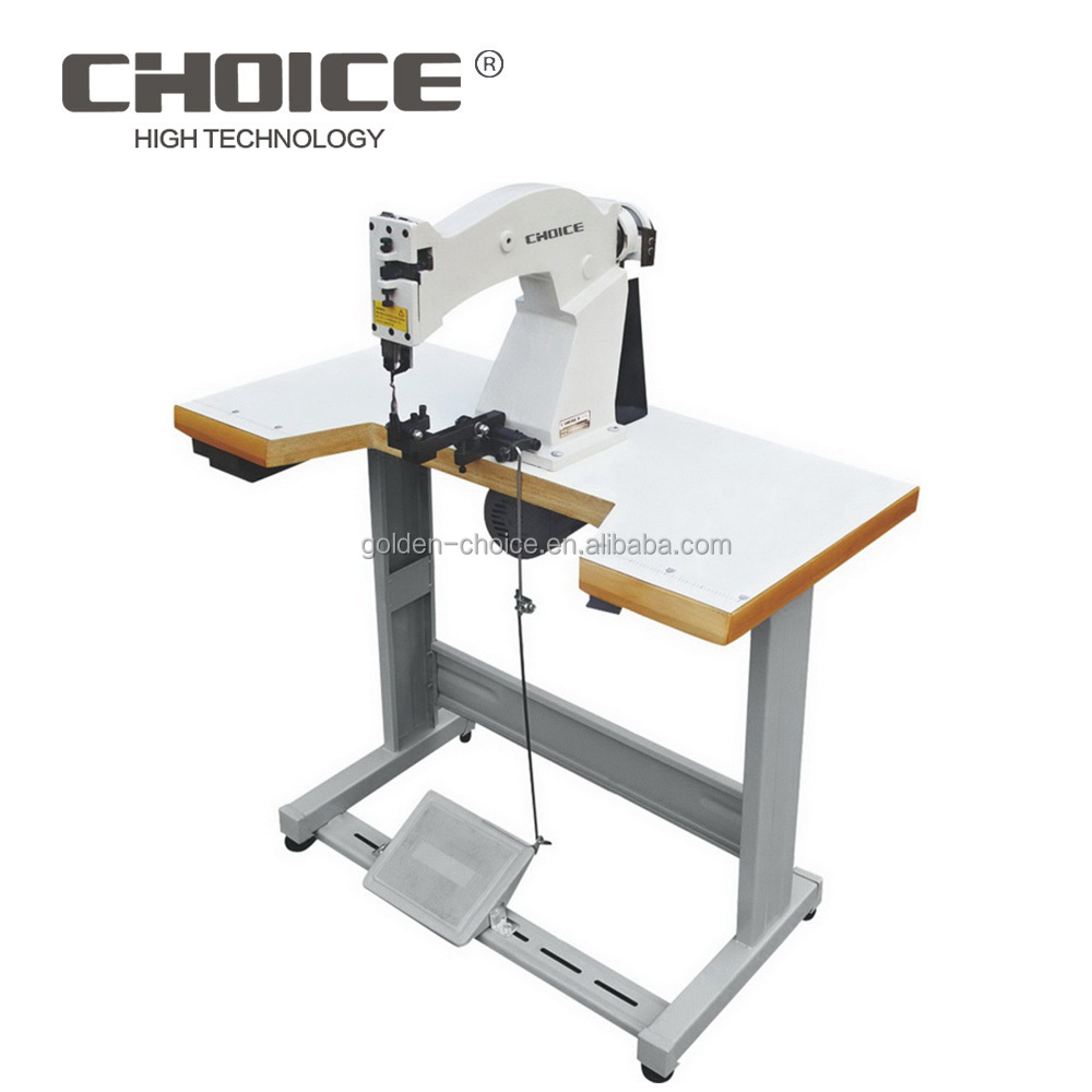 GOLDEN CHOICE GC-207 Edge Shoes Trimming Sewing Machine For Inner Linning